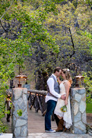 Wrightwood Guest Ranch - Maricic Wedding